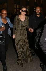 MARIAH CAREY Night Out in Paris 05/30/2019
