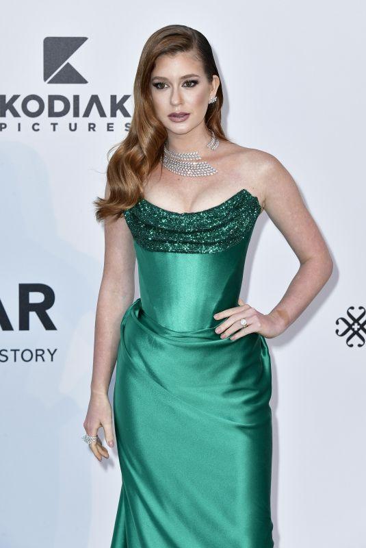 MARINA RUY BARBOSA at Amfar Cannes Gala 2019 05/23/2019
