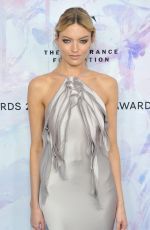 MARTHA HUNT at Fragrance Foundation Awards in New York 06/05/2019
