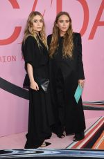 MARY-KATE and ASHLEY OLSEN at CFDA Fashion Awards in New York 06/03/2019
