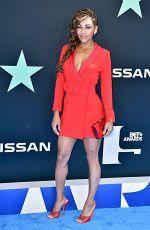 MEAGAN GOOD at 2019 Bet Awards in Los Angeles 06/23/2019