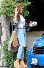 MEAGAN GOOD at Jasmine Brand Achievement Event in Beverly Hills 06/21/2019