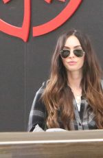 MEGAN FOX at Airport in Toronto 05/31/2019