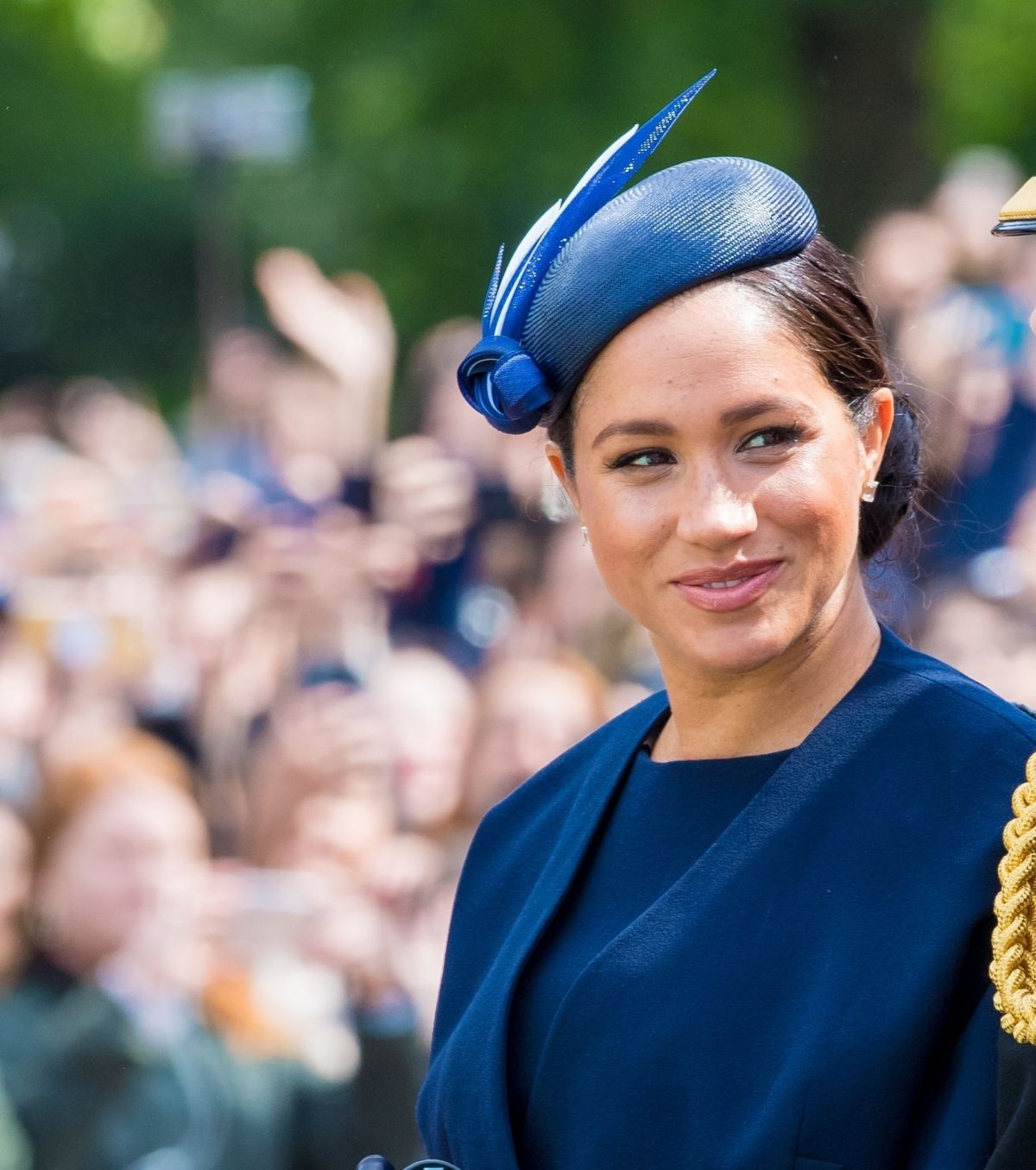 MEGHAN MARKLE At Trooping The Colour Ceremony In London 06