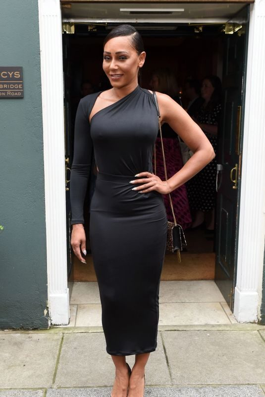 MELANIE BROWN at Hello! Star Women Awards in London 06/25/2019