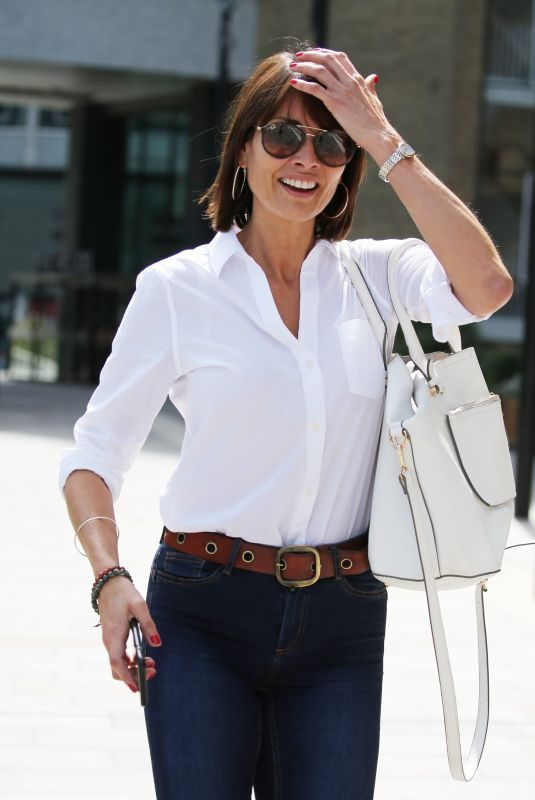 MELANIE SYKES at ITV Studios in London 06/27/2019