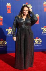 MELISSA MCCARTHY at 2019 MTV Movie & TV Awards in Los Angeles 06/15/2019