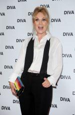 MICHELLE HARDWICK at Diva Magazine Awards in London 06/07/2019