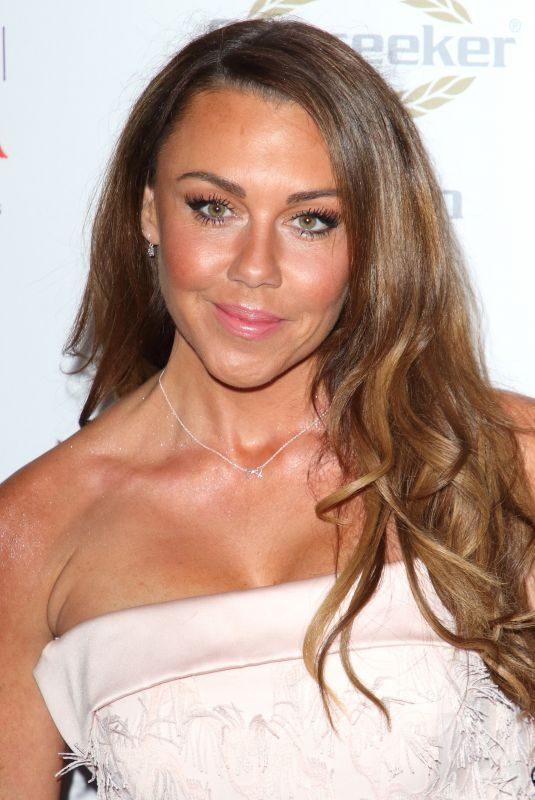 MICHELLE HEATON at Caudwell Children Butterfly Ball in London 06/13/2019