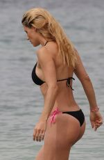 MICHELLE HUNZIKER in Bikini on Vacation in Varigotti 06/09/2019