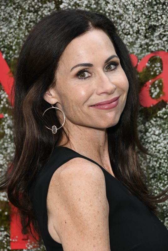 MINNIE DRIVER at Max Mara WIF Face of the Future in Los Angeles 06/12/2018
