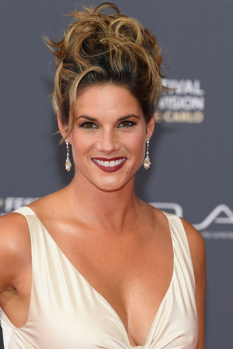 MISSY PEREGRYM at 59th Monte Carlo TV Festival Opening 06