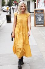 MOLLIE KING Out and About in London 06/20/2019