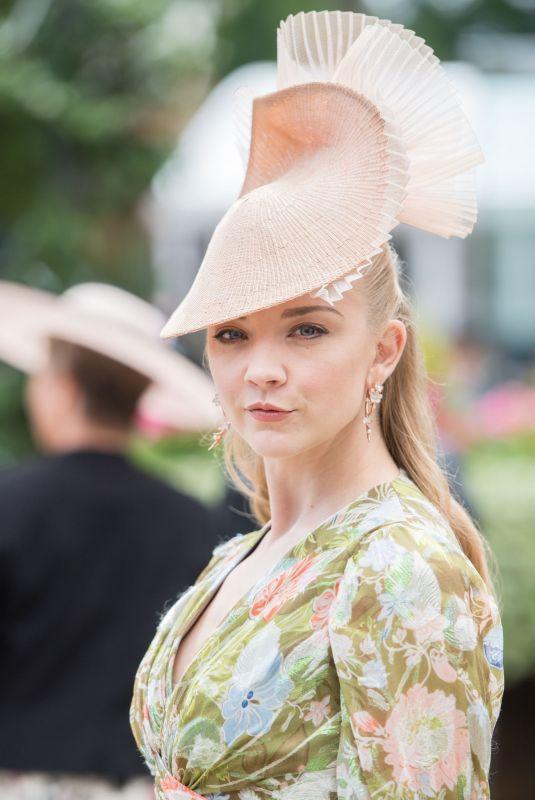 natalie dormer at royal ascot fashion day in ascot 0620