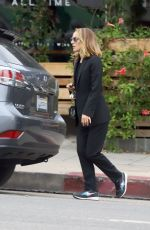 NATALIE PORTMAN Out for Lunch in Los Angeles 06/23/2019