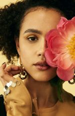 NATHALIE EMMANUEL for The Laterals Magazine, June 2019