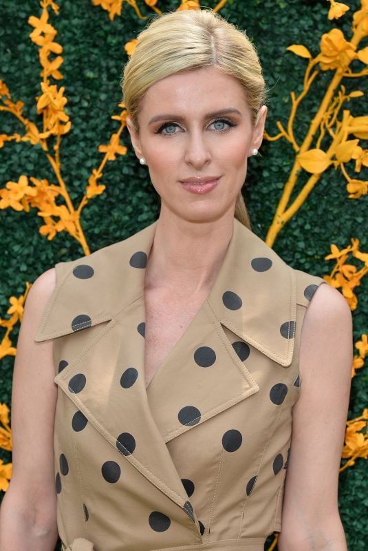 NICKY HILTON at 2019 Veuve Clicquot Polo Classic in Jersey City 06/01/2019