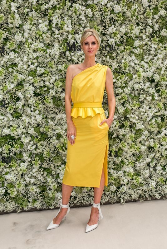 NICKY HILTON at Max Mara Resort 2020 Fashion Show 06/03/2019