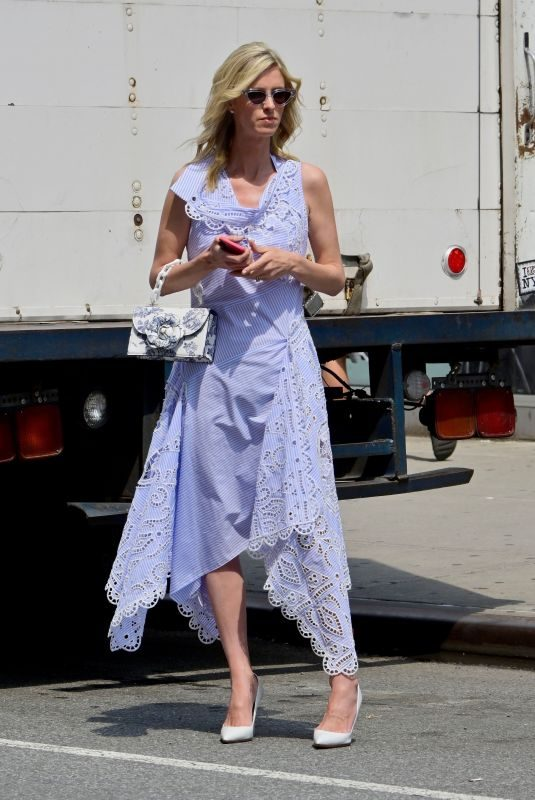 NICKY HILTON Out in New York 05/31/2019