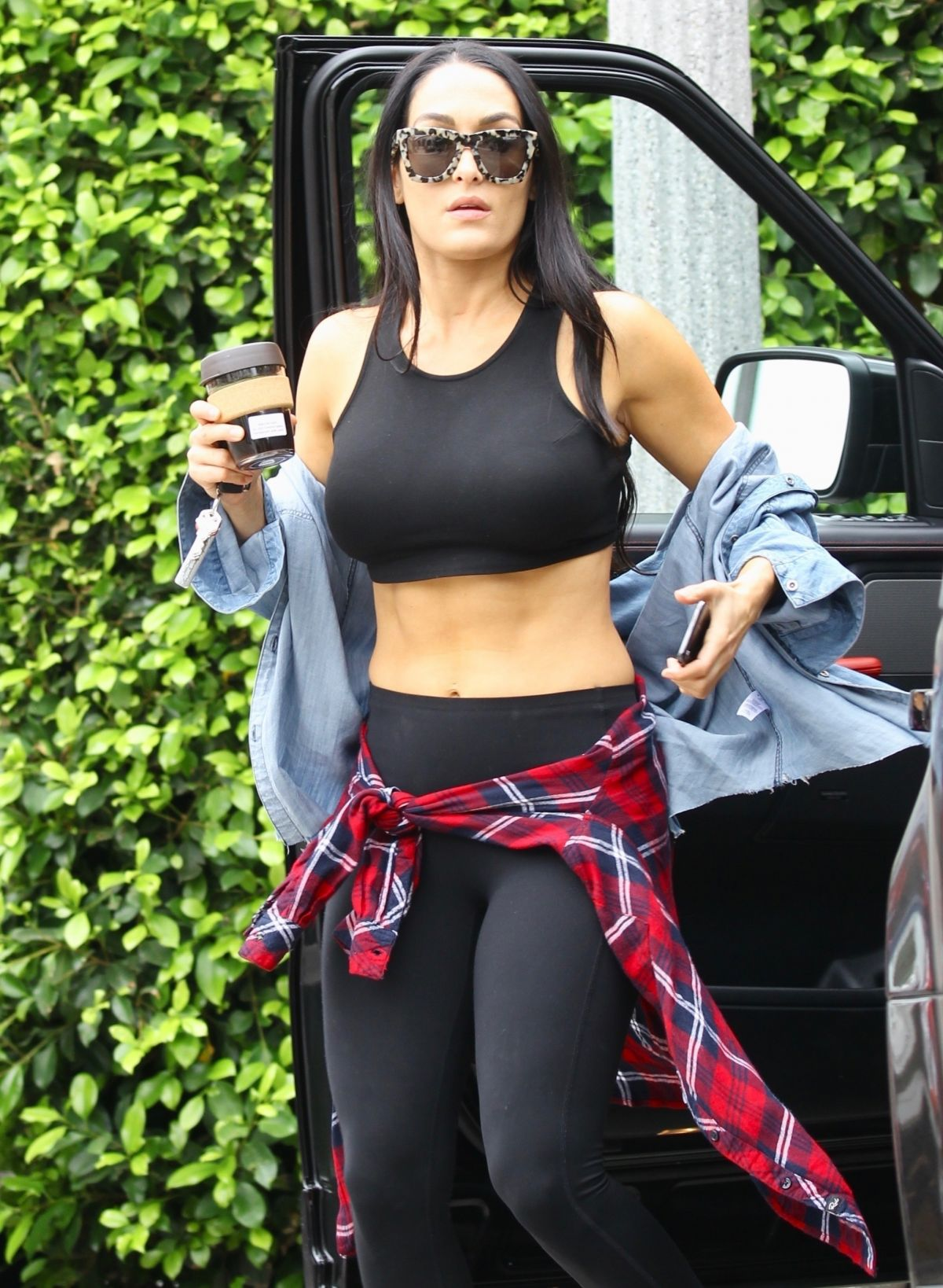 NIKKI BELLA Out and About in Studio City 06/20/2019 – HawtCelebs