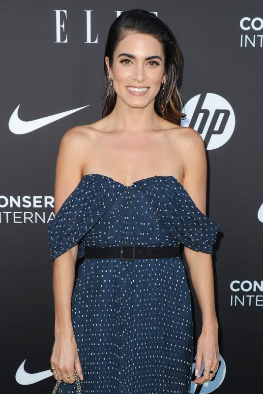 NIKKI REED at Women in Conservation Event in Los Angeles 06/08/2019