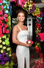 NINA AGDAL at Knot-a-real-wedding for Conair