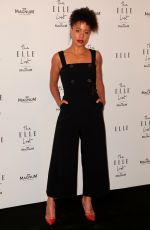 NINA TOUSSAINT-WHITE at Elle List in Association with Magnum Ice Cream in London 06/19/2019