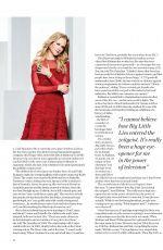 NOICOLE KIDMAN in Canary Wharf Magazine, June 2019