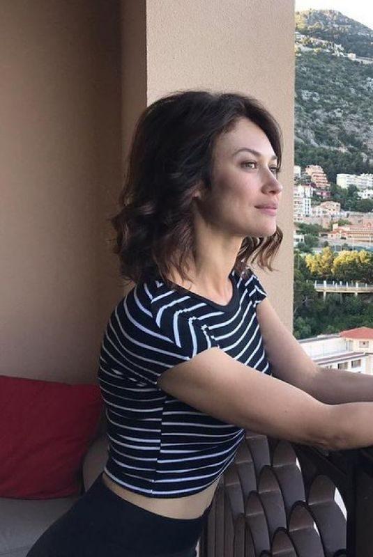 OLGA KURYLENKO in Monaco – Instagram Pictures, June 2019