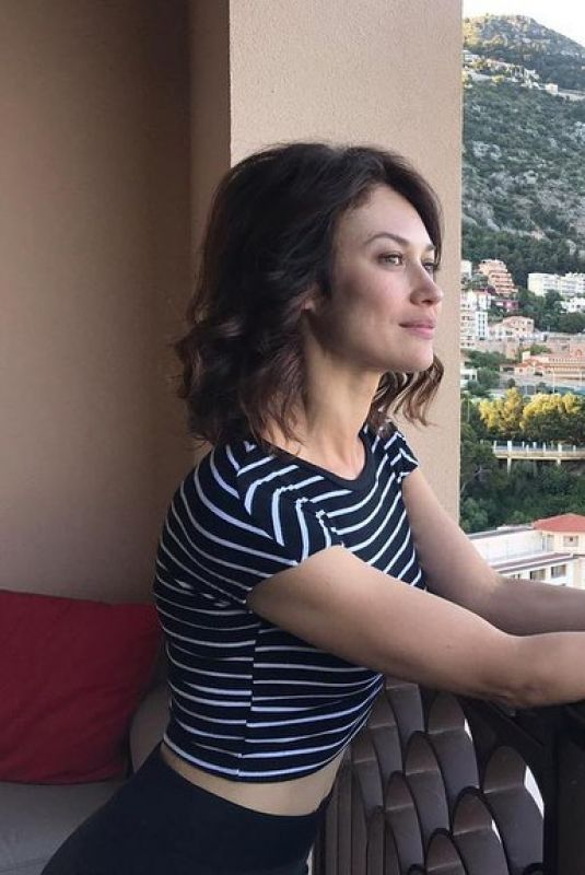 OLGA KURYLENKO in Monaco - Instagram Pictures, June 2019