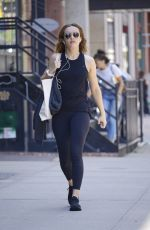 OLIVIA COOKE Heading to a Gym in New York 06/07/2019