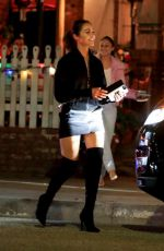 OLIVIA CULPO Leaves Ivy in West Hollywood 06/05/2019