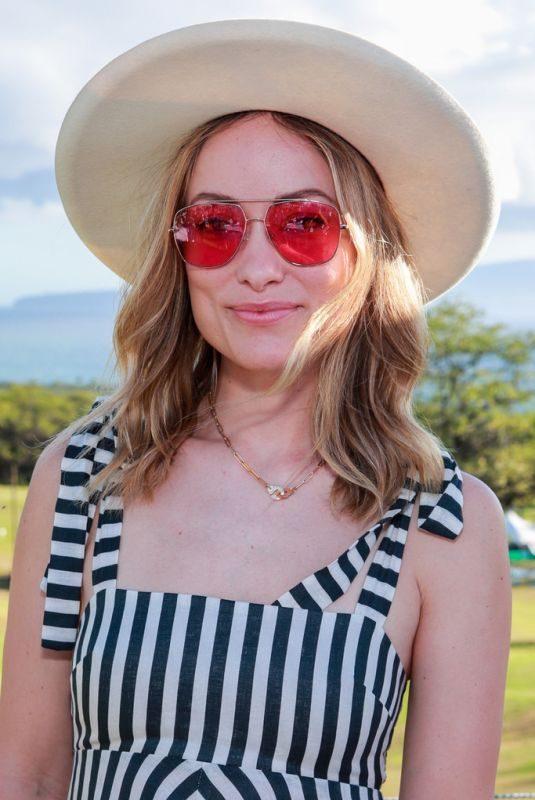 OLIVIA WILDE at 2019 Maui Film Festival 06/15/2019