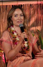 OLIVIA WILDE at Maui Film Festival 06/16/2019