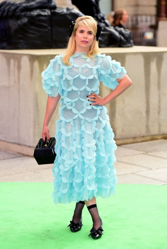 PALOMA FAITH at Royal Academy of Arts Summer Exhibition Preview Party in London 06/04/2019