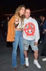 PARIS JACKSON at Moschino Spring/Summer 2019 Show in Universal City 06/07/2019