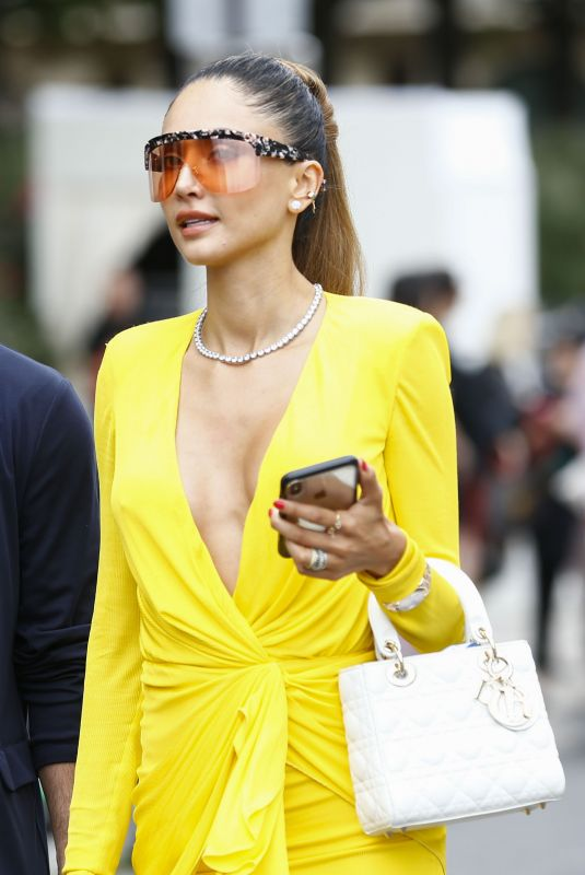PATRICIA CONTRERAS at Louis Vuitton Menswear Spring/Summer 2020 Show in Paris 06/20/2019