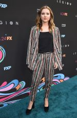 PEARL AMANDA at Legion, Season 3 Premiere in Los Angeles 06/13/2019
