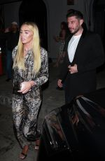 PETRA ECCLESTONE and Sam Palmer at Craig