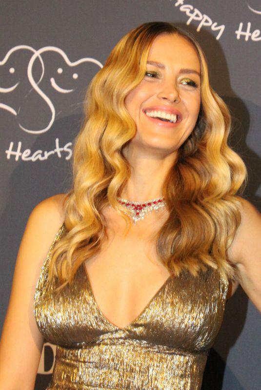 PETRA NEMCOVA at Happy Hearts Gala Dinner in Prague 06/22/2019