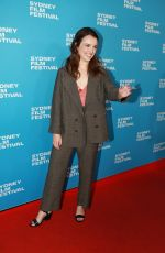 PHILIPPA NORTHEAST at Standing Up for Sunny Premiere at 66th Sydney Film Festival 06/12/2019