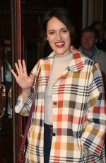 PHOEBE WALLER-BRIDGE at The Starry Messenger Play Press Night in London 05/29/2019