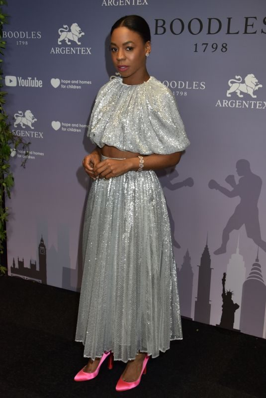 PIPPA BENNET-WARNER at Boodles Boxing Ball in London 06/07/2019