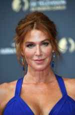 POPPY MONTGOMERY at 59th Monte Carlo TV Festival Opening 06/14/2019