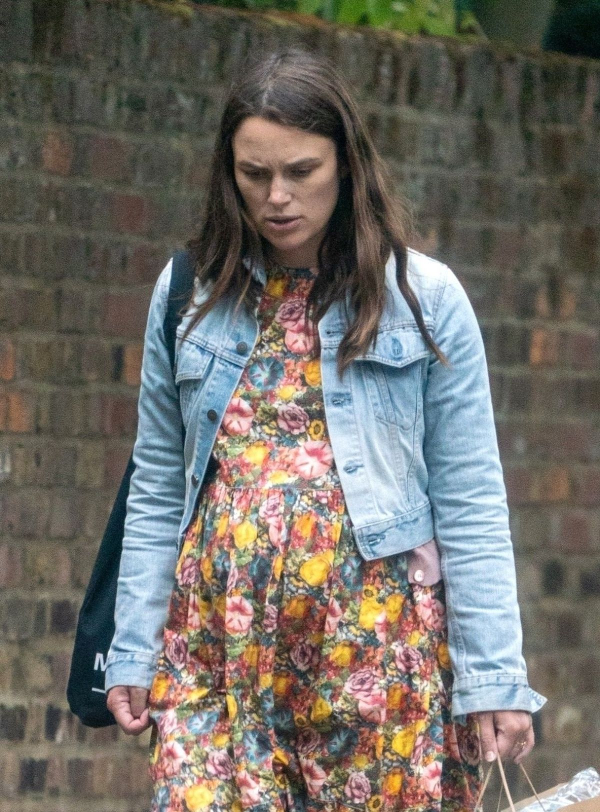 Pregnant KEIRA KNIGHTLEY Out in London 06/15/2019 – HawtCelebs