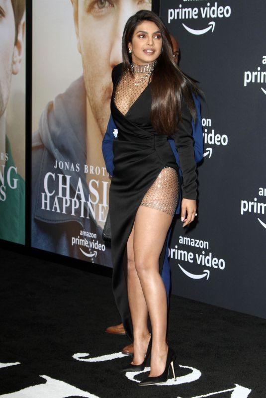 PRIYANKA CHOPRA at Chasing Happiness Premiere in Los Angeles 06/03/2019