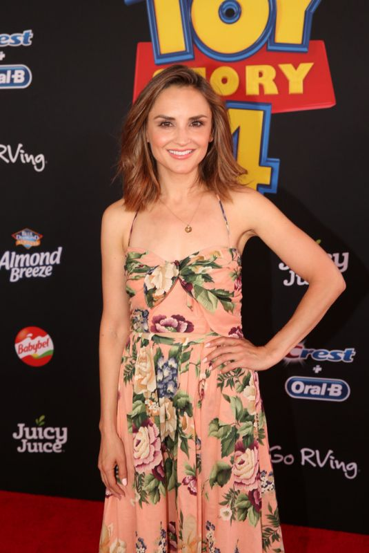 RACHAEL LEIGH COOK at Toy Story 4 Premiere in Los Angeles 06/11/2019