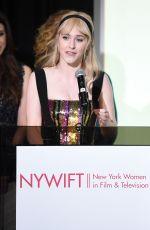 RACHEL BROSNAHAN at Designing Women Awards in New York 06/11/2019