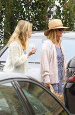 REESE WITHERSPOON and AVA PHILLIPPE at Soho House in Malibu 06/16/2019