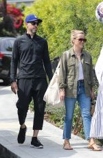 REESE WITHERSPOON Arrives at a Birthday Party in Los Angeles 06/02/2019